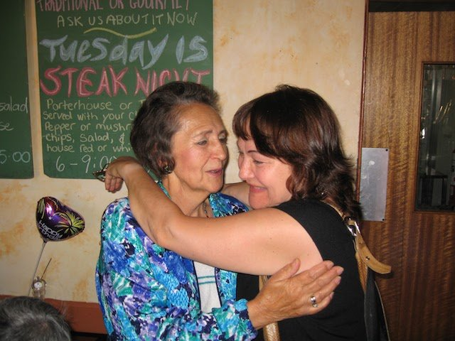 My Mother and Grandmother - two amazing women